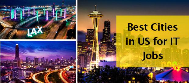 best cities in US for tech jobs