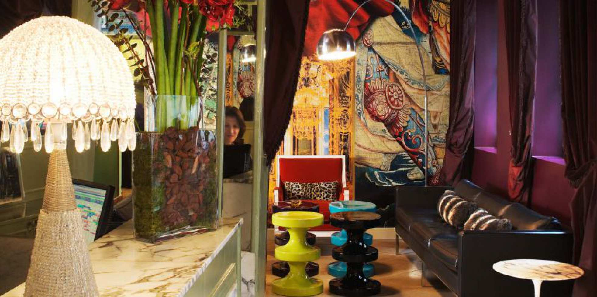 best hotels  by fashion designers 8