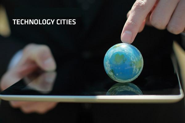 best tech cities