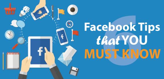 facebook tips 2016