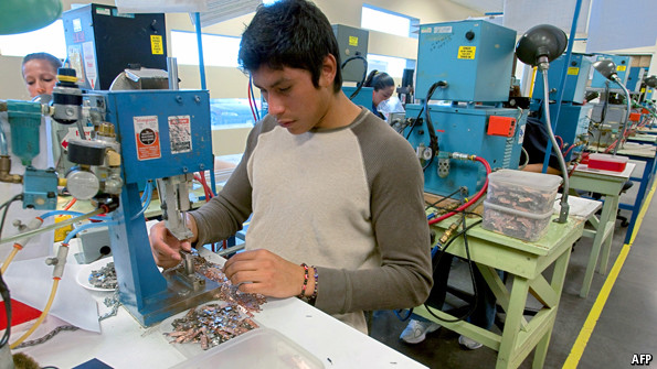 highest paying jobs in mexico