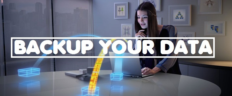 how to backup data