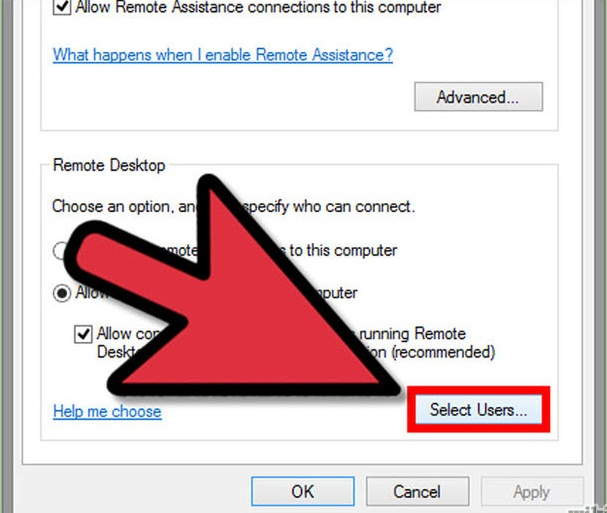 How to acess your computer from another 1 (2)