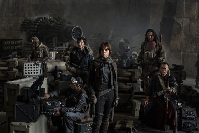 Rogue One  A Star Wars Story 2016 Official trailer and details