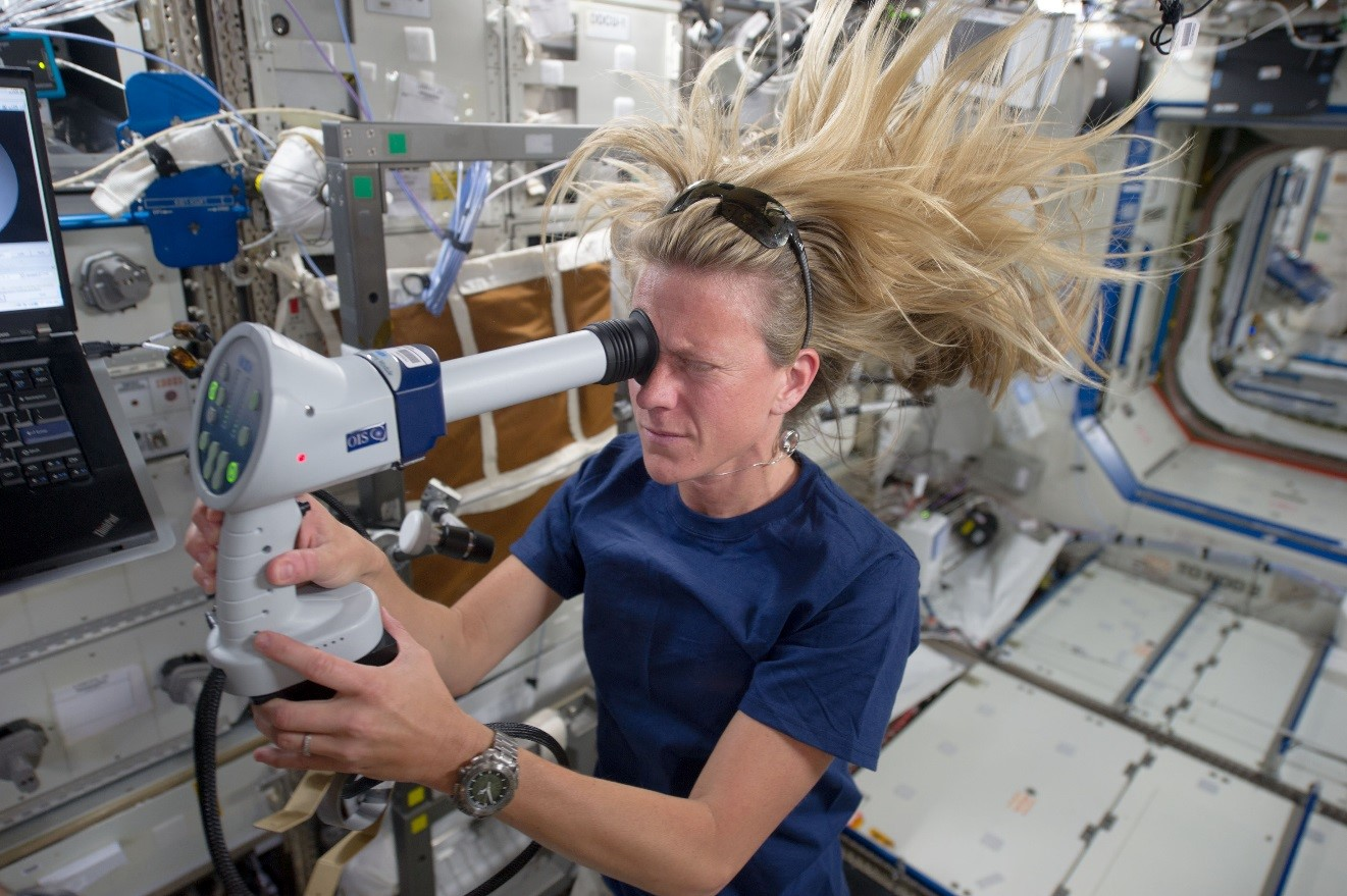 what do astronauts do international space station. 2
