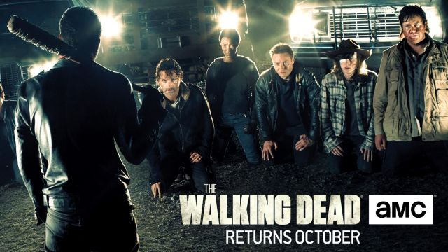 The Walking Dead Season 7 episode 1 Negan kill Glenn