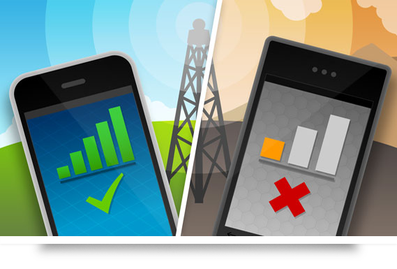 how to increase signal strength of your mobile