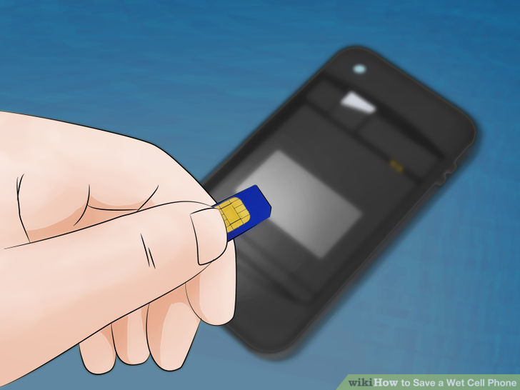 what to do if your phone gets wet and wont turn on (4)