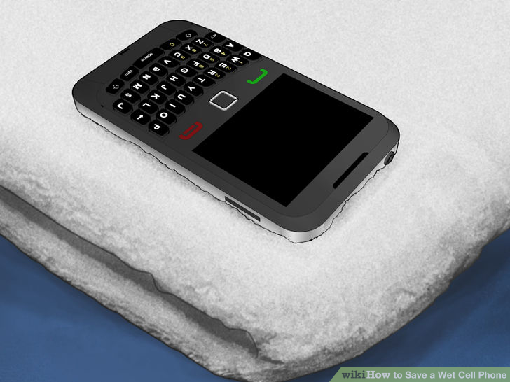 what to do if your phone gets wet and wont turn on (9)