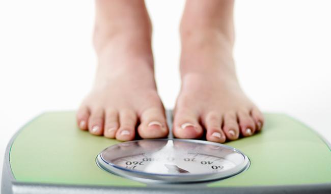 weight loss crp