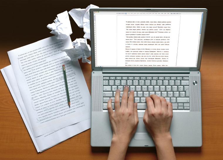 writee a blog crp