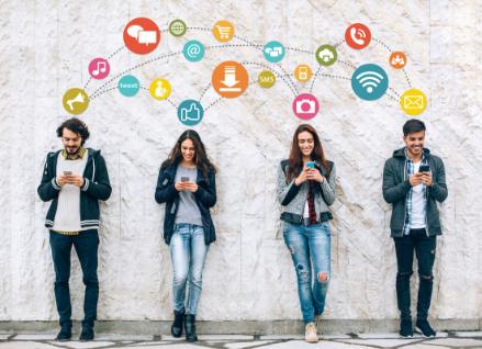 Social media youth