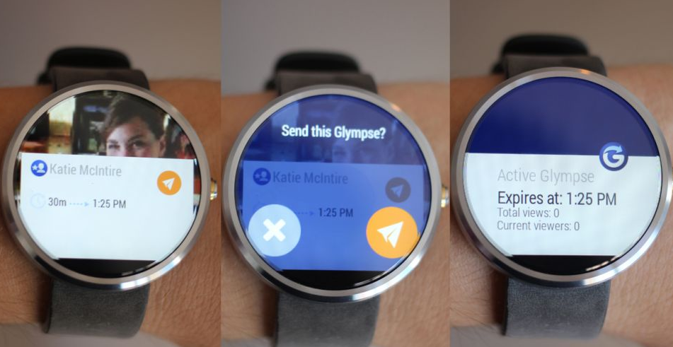 android wear crp