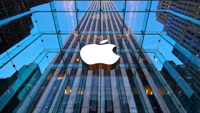 Apple's market value