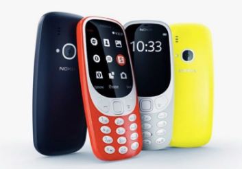colors of nokia
