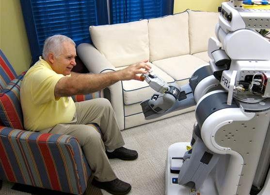 robotics for elders