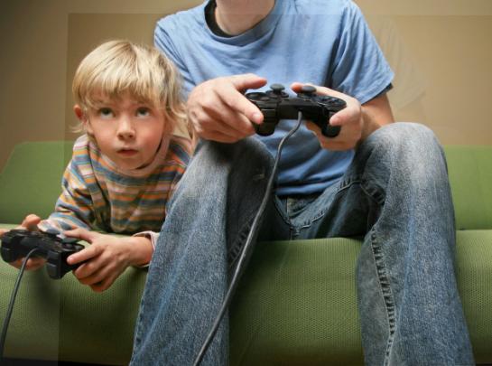 video games violence
