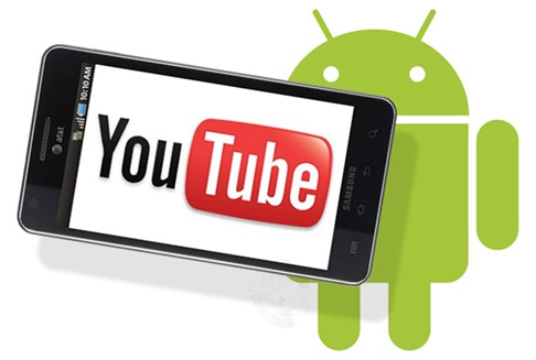 YouTube Android Phone